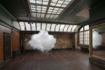 Berndnaut Smilde: Nimbus - Portland Place, 2014, London