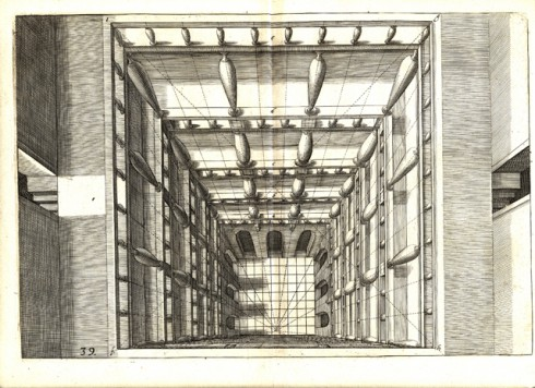 Jan Vredeman de Vries: Perspective 39, 1614