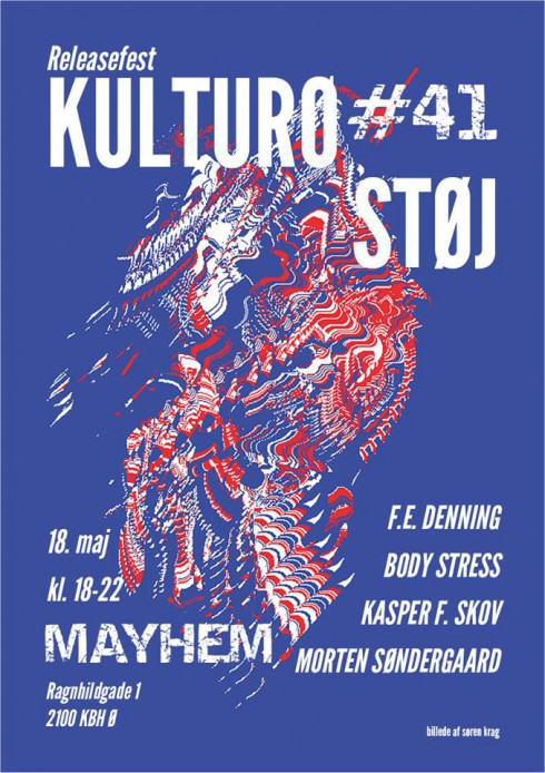 kulturo 41 plakat